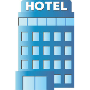 珠海のホテル(拱北ボーダー付近)